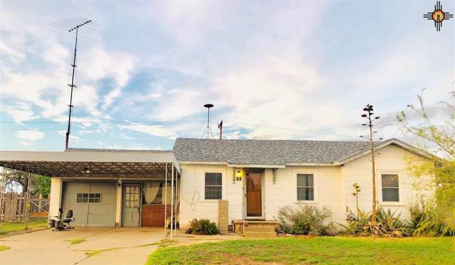55 Warren Camp, Eunice, NM 88231 (MLS #20194918) :: Rafter Cross Realty