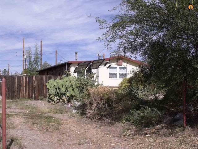 2805 Cook St., Truth Or Consequences, NM 87901 (MLS #20195156) :: Rafter Cross Realty