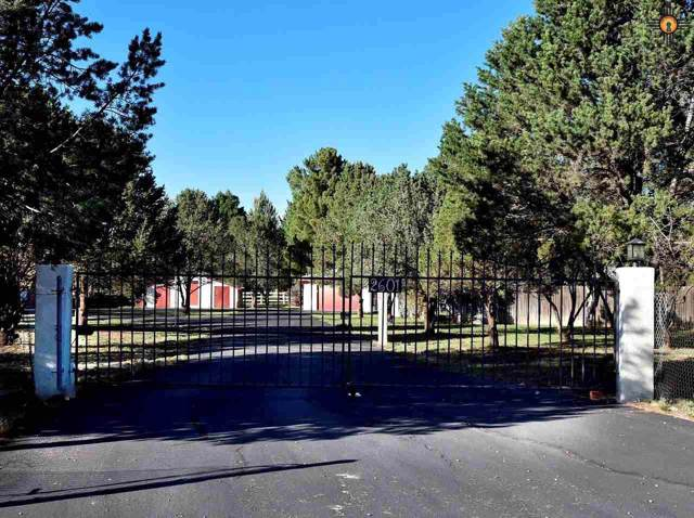 2601 W 23RD ST, Roswell, NM 88201 (MLS #20195166) :: Rafter Cross Realty