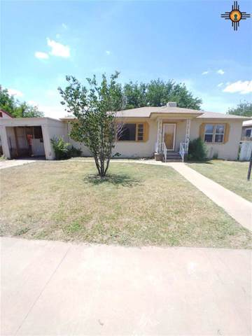 706 S Ohio, Roswell, NM 88203 (MLS #20195175) :: Rafter Cross Realty