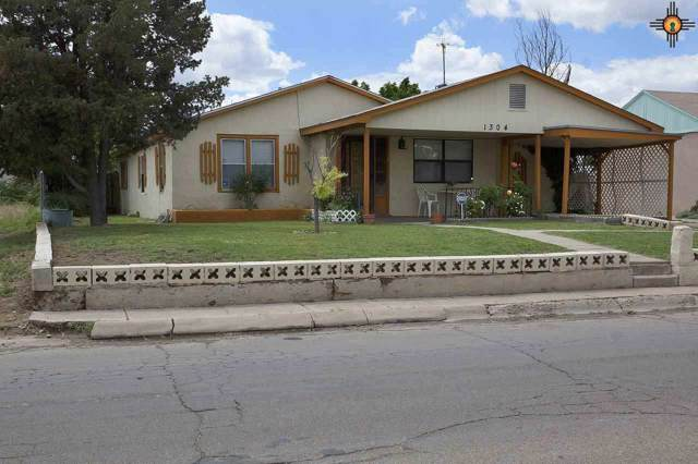 1304 N Washington Ave, Roswell, NM 88201 (MLS #20195188) :: Rafter Cross Realty
