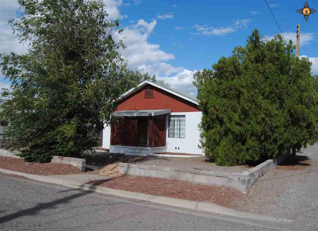 202 Central, Williamsburg, NM 87942 (MLS #20195193) :: Rafter Cross Realty