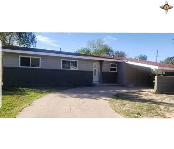 1009 W Aspen Ave., Lovington, NM 88260 (MLS #20195215) :: Rafter Cross Realty