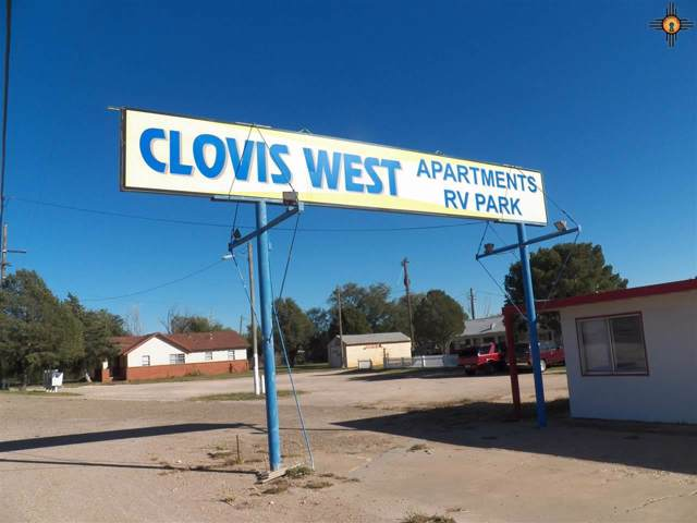 1515 Us 60/84, Clovis, NM 88101 (MLS #20195284) :: Rafter Cross Realty