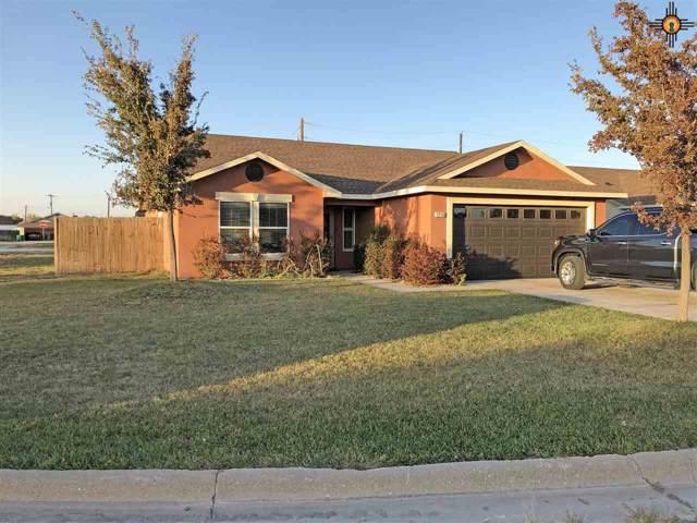 1216 Carter, Lovington, NM 88260 (MLS #20195344) :: Rafter Cross Realty