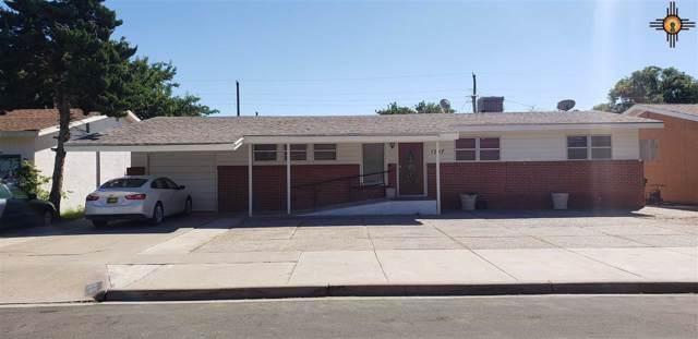 1207 W Ave M, Lovington, NM 88260 (MLS #20195392) :: Rafter Cross Realty