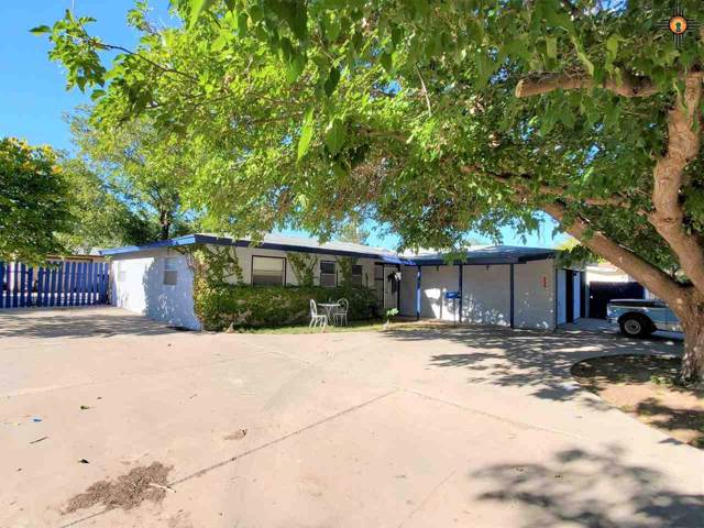 3306 Trailing Heart, Roswell, NM 88201 (MLS #20195408) :: Rafter Cross Realty