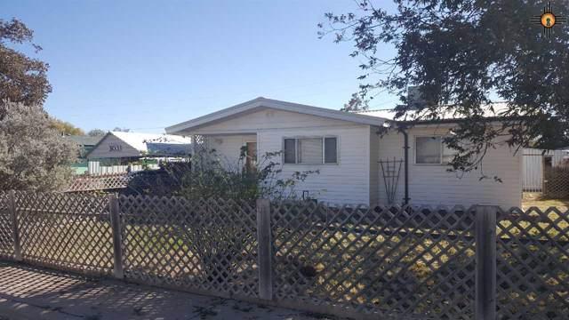 303 W Avenue L, Lovington, NM 88260 (MLS #20195428) :: Rafter Cross Realty