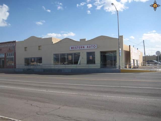 104 E Motel Drive, Lordsburg, NM 88045 (MLS #20195507) :: The Bridges Team with Keller Williams Realty