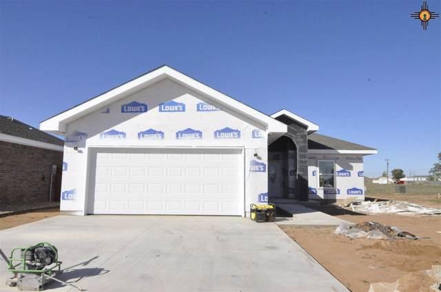 3820 Buchanan, Clovis, NM 88101 (MLS #20195509) :: Rafter Cross Realty