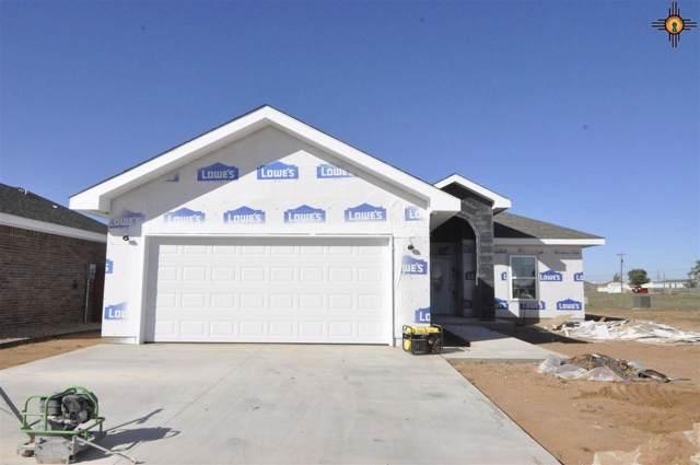 3816 Buchanan, Clovis, NM 88101 (MLS #20195510) :: Rafter Cross Realty