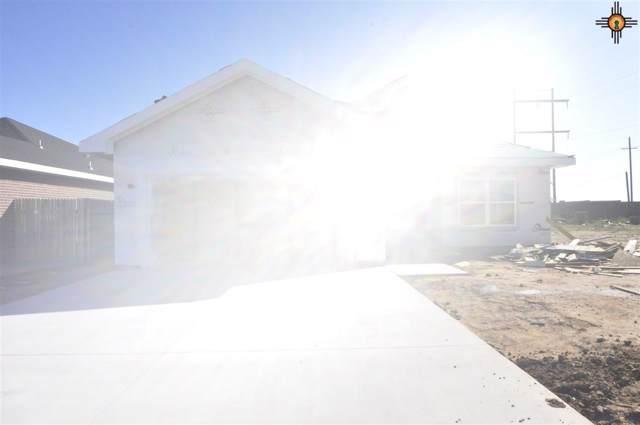 3813 Buchanan, Clovis, NM 88101 (MLS #20195511) :: Rafter Cross Realty