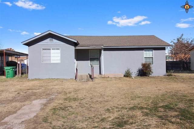602 W Avenue G, Lovington, NM 88260 (MLS #20195526) :: Rafter Cross Realty