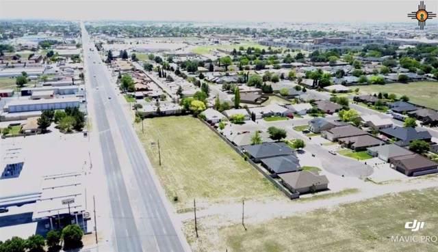 N Grimes St, Hobbs, NM 88240 (MLS #20195551) :: Rafter Cross Realty