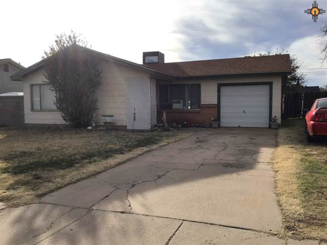 1721 N Chama Dr, Hobbs, NM 88240 (MLS #20195562) :: Rafter Cross Realty