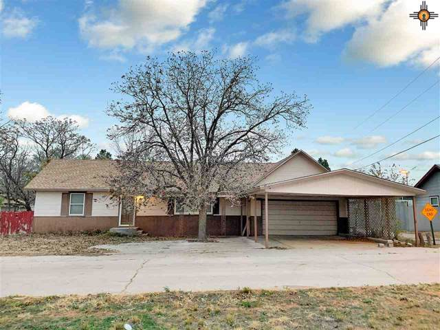 2105 N Main St., Eunice, NM 88231 (MLS #20195573) :: Rafter Cross Realty