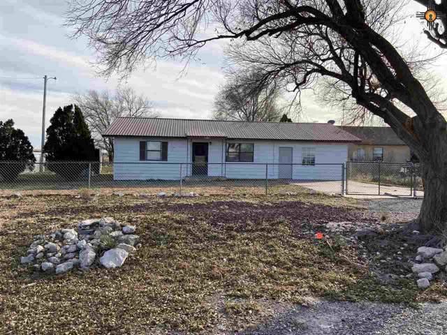 1781 Bingham Stratton, Portales, NM 88130 (MLS #20195577) :: Rafter Cross Realty
