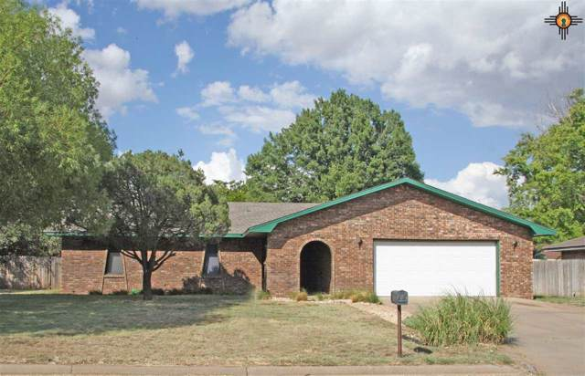 1609 Avondale, Clovis, NM 88101 (MLS #20195587) :: Rafter Cross Realty