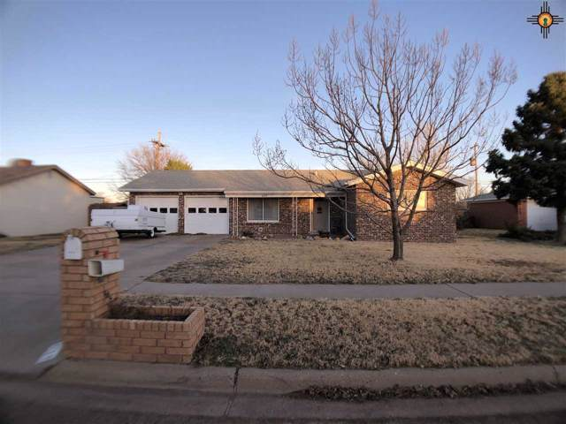 425 Sandy Lane, Clovis, NM 88101 (MLS #20195600) :: Rafter Cross Realty