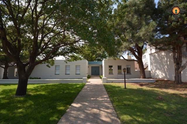 1104 Colonial Parkway, Clovis, NM 88101 (MLS #20195636) :: Rafter Cross Realty