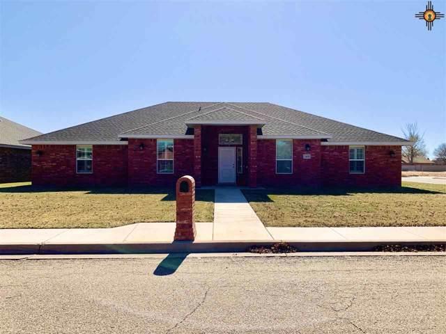 2401 Northglen, Clovis, NM 88101 (MLS #20195639) :: Rafter Cross Realty