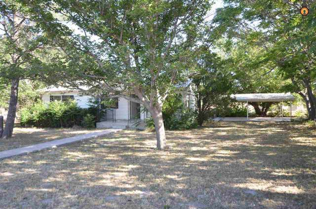 1500 Isler Rd, Roswell, NM 88201 (MLS #20195640) :: Rafter Cross Realty
