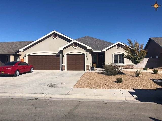 2104 N Homestead, Hobbs, NM 88240 (MLS #20195642) :: Rafter Cross Realty