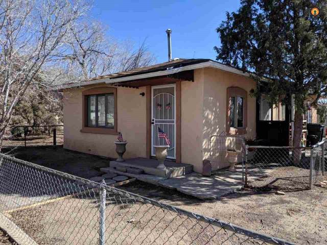 411 W Princeton, Gallup, NM 87301 (MLS #20195644) :: Rafter Cross Realty