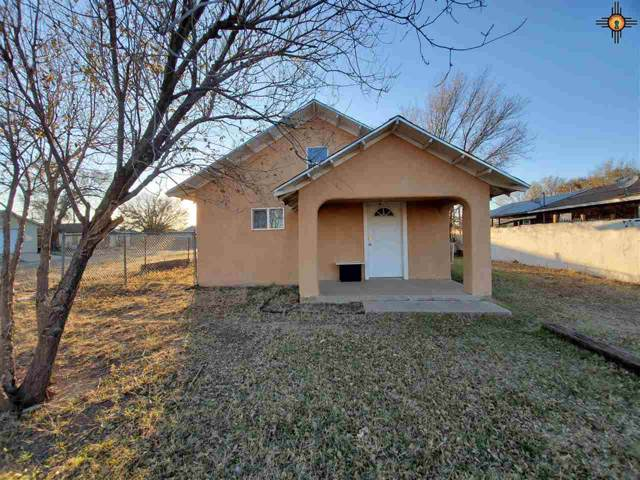 600 Oak, Clovis, NM 88101 (MLS #20195646) :: Rafter Cross Realty