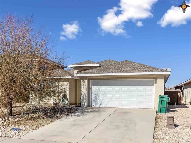 4902 Hardtack, Hobbs, NM 88240 (MLS #20195655) :: Rafter Cross Realty