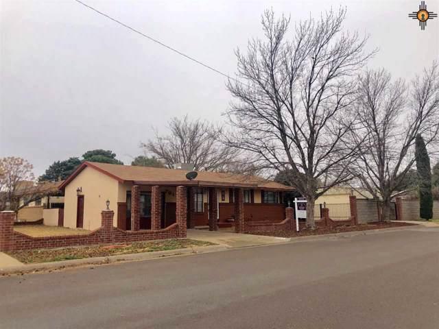 701 Avenue P, Eunice, NM 88231 (MLS #20195929) :: Rafter Cross Realty