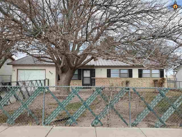 808 Dogwood, Lovington, NM 88260 (MLS #20200084) :: Rafter Cross Realty