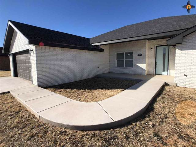 3308 Northglen Drive, Clovis, NM 88101 (MLS #20200180) :: Rafter Cross Realty