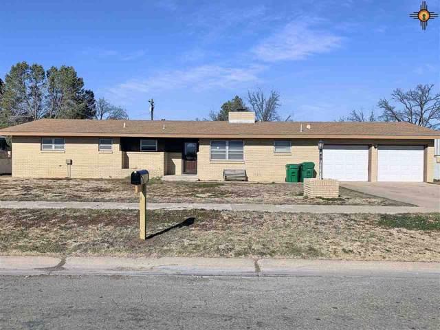 910 W Avenue K, Lovington, NM 88260 (MLS #20200187) :: Rafter Cross Realty