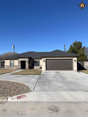 1008 W Avenue P, Lovington, NM 88260 (MLS #20200199) :: Rafter Cross Realty
