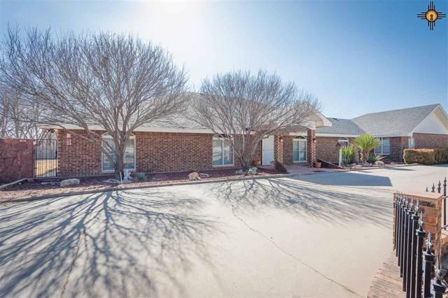 2000 W Mescalero Rd., Roswell, NM 88201 (MLS #20200308) :: Rafter Cross Realty