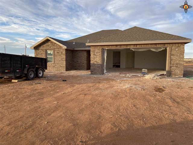 130 Crest Pointe Dr, Portales, NM 88130 (MLS #20200315) :: Rafter Cross Realty