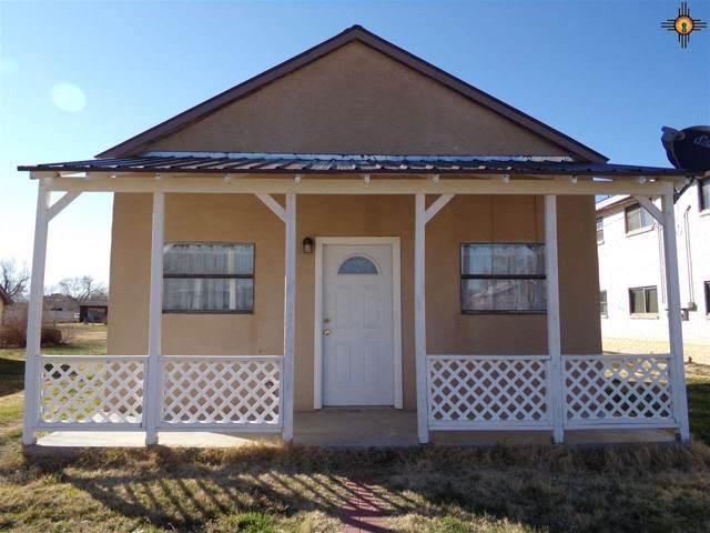 1408 S Avenue E, Portales, NM 88130 (MLS #20200350) :: Rafter Cross Realty