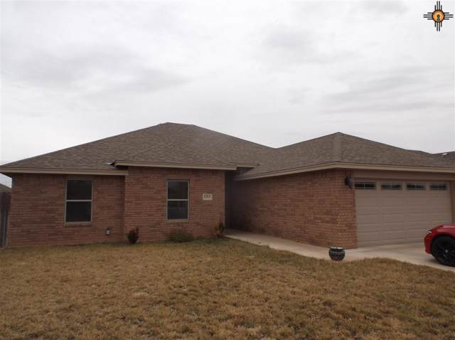 1717 Simmons St., Clovis, NM 88101 (MLS #20200359) :: Rafter Cross Realty