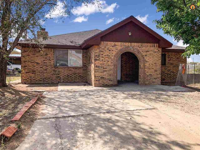 519 E Byers, Hobbs, NM 88240 (MLS #20200364) :: Rafter Cross Realty