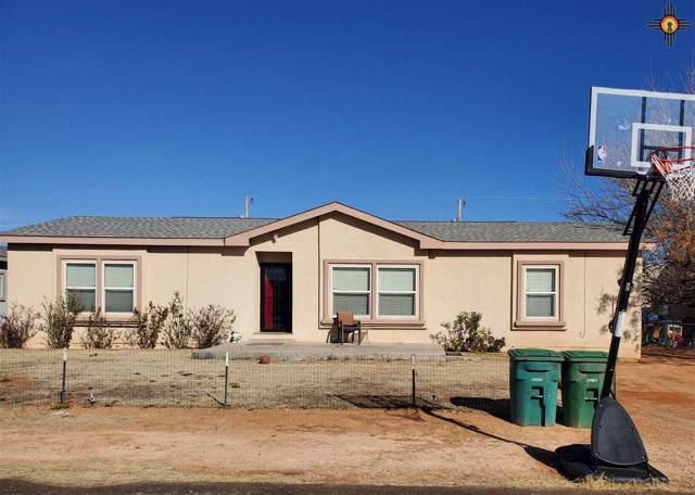 1804 Ave R, Eunice, NM 88231 (MLS #20200370) :: Rafter Cross Realty