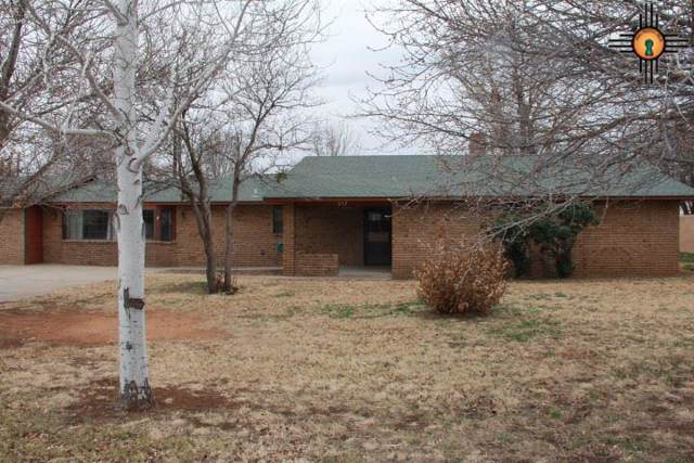 317 Remuda, Clovis, NM 88101 (MLS #20200379) :: Rafter Cross Realty