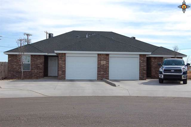 121 Gayland A & B, Clovis, NM 88101 (MLS #20200395) :: Rafter Cross Realty
