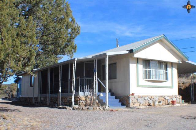 4722 Whispering Hills, Silver City, NM 88061 (MLS #20200400) :: Rafter Cross Realty