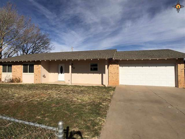 308 Merrill Dr, Clovis, NM 88101 (MLS #20200406) :: Rafter Cross Realty