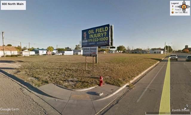 600 N Main Street, Lovington, NM 88260 (MLS #20200557) :: Rafter Cross Realty