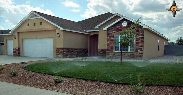 32 Holly Loop, Roswell, NM 88201 (MLS #20201407) :: Rafter Cross Realty