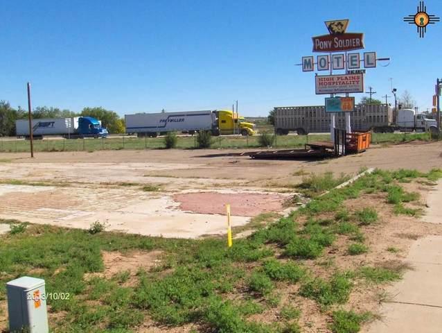 1401 E Tucumcari Blvd, Tucumcari, NM 88401 (MLS #20201604) :: Rafter Cross Realty