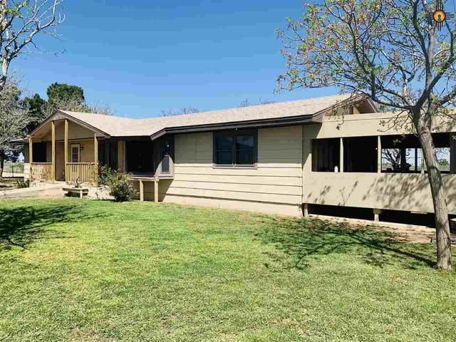 6102 S Morris Rd, Carlsbad, NM 88220 (MLS #20201614) :: Rafter Cross Realty