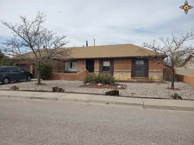 3703 Zia Drive, Gallup, NM 87301 (MLS #20201615) :: Rafter Cross Realty